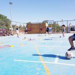 Jornada de clausura del programa 2020 de Fútbol Más