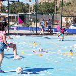 Fútbol Más Programa 2020 en la comuna de Tierra Amarilla